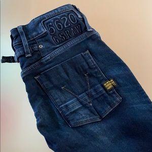 G STAR Super Skinny Jeans in Size 24